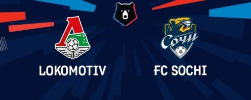 Ponturi Lokomotiv Moscova-Sochi 25-octombrie-2021 Premier League