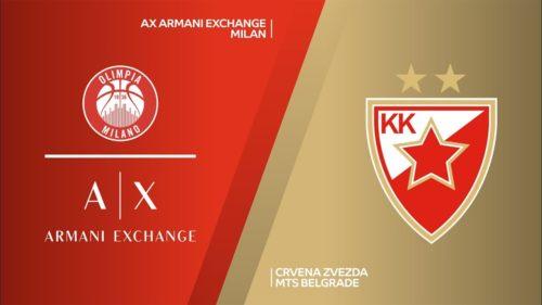 Ponturi baschet Milano-Steaua Rosie Belgrad 28-octombrie-2021 Euroliga