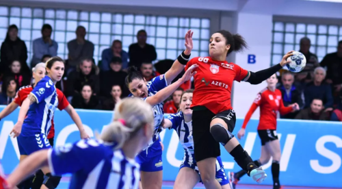 Ponturi CS Magura Cisnadie-DHK Banik Most handbal 23-octombrie-2021 EHF European League