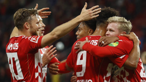 Ponturi Mainz vs Bielefeld fotbal 26 octombrie 2021 Cupa Germaniei