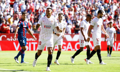 Ponturi Mallorca vs Sevilla fotbal 27 octombrie 2021 LaLiga