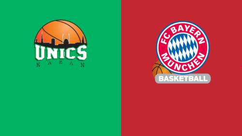 Ponturi baschet Unics Kazan-Bayern 12-octombrie-2021 Euroliga