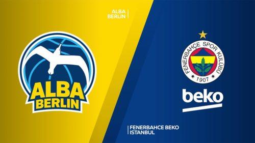 Ponturi baschet Alba Berlin-Fenerbahce 12-octombrie-2021 Euroliga