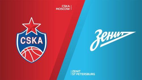 Ponturi baschet CSKA Moscova-Zenit Petersburg 12-octombrie-2021 Euroliga
