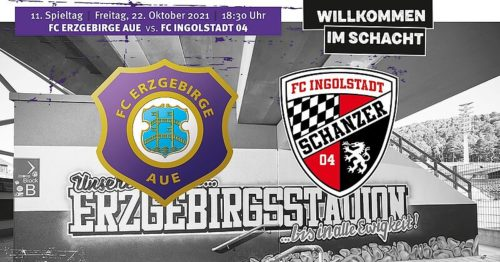 Ponturi Aue-Ingolstadt 22-octombrie-2021 2 Bundesliga