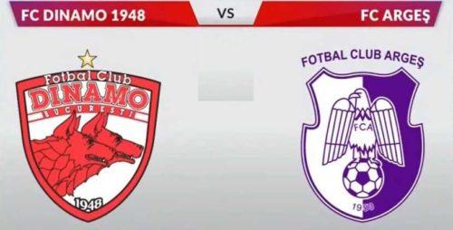 Ponturi Dinamo vs FC Arges fotbal 26 octombrie 2021 Cupa Romaniei