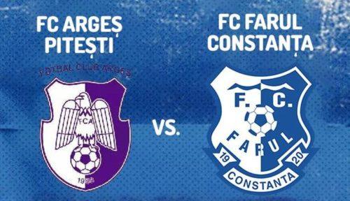 Ponturi FC Arges vs Farul fotbal 17 octombrie 2021 Liga 1