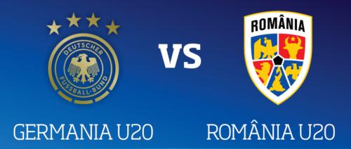 Ponturi Germania U20-Romania U20 11-octombrie-2021 Meci amical