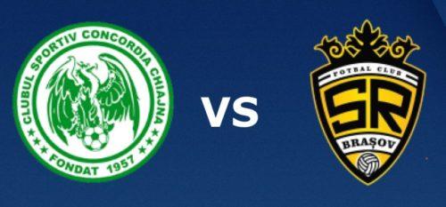 Ponturi Concordia Chiajna vs FC Brasov fotbal 25 octombrie 2021 Liga 2